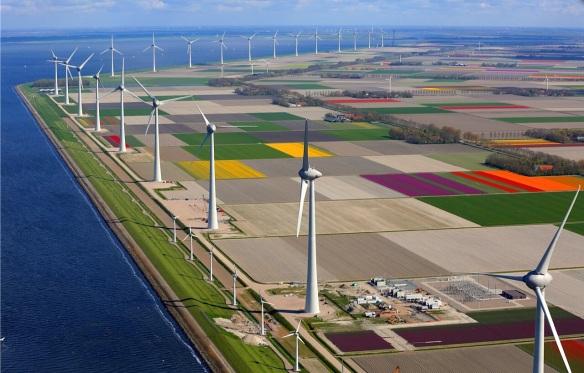 Windpark-Noord-Oost-polder-Enercon