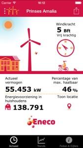 Eneco wind app